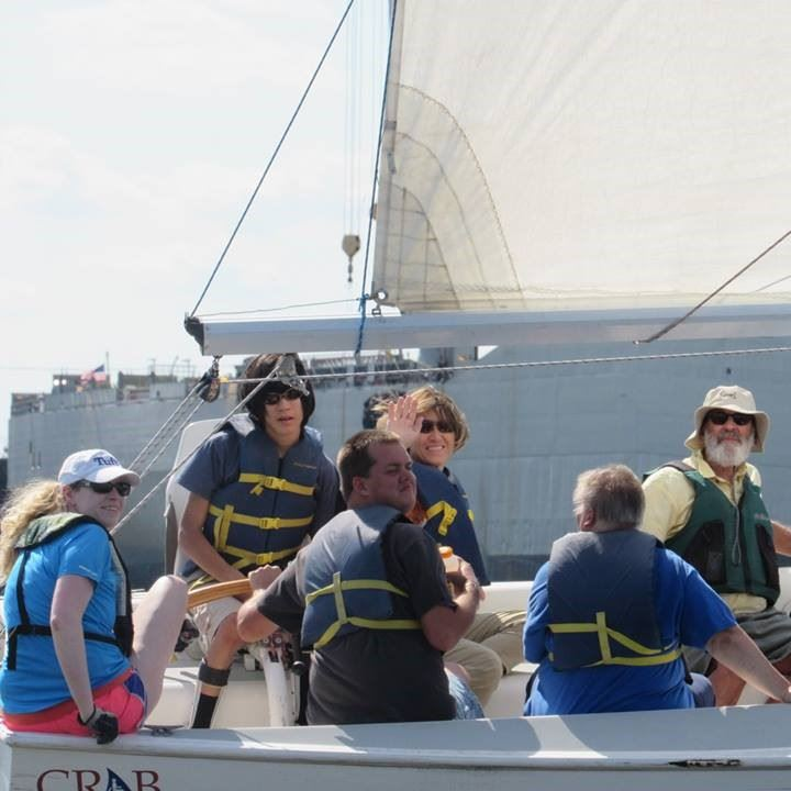 Adaptive Sailors drive to victory during YGR